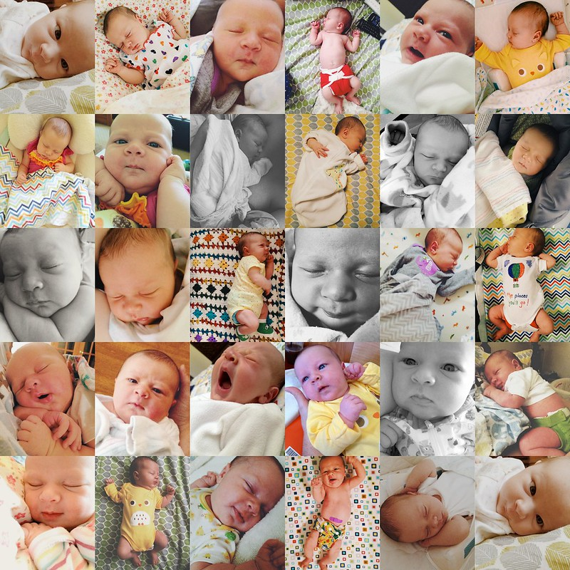 Ruby Dawn's First Month