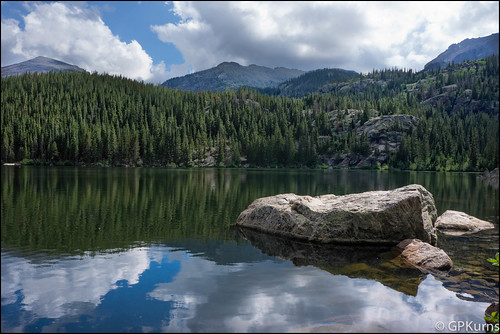 Bear Lake Reflections by Gary P Kurns Photography