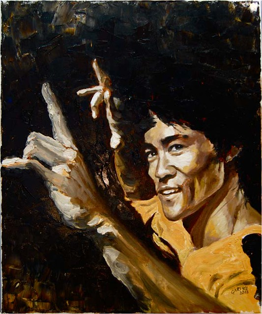 Hong Kong Legend: Bruce Lee