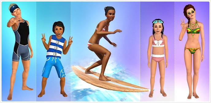 Surf + Zon = Lol Golven Collectie