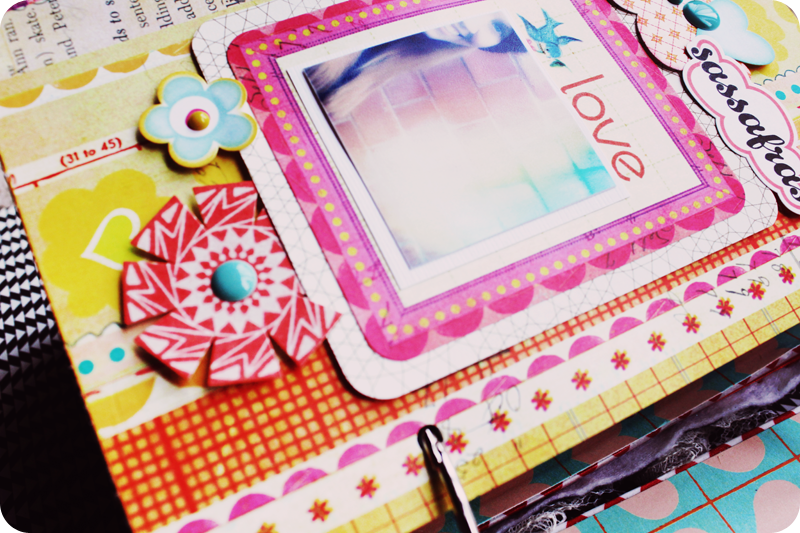 {marlene's} travel journal | favorite scrapbook supplies