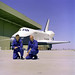 Haise Commands First Enterprise Test Flights by NASA on The Commons