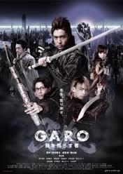 Kỵ Sỹ Ma Giới - Garo (2013)