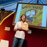 David Roberts celebrates ten years of Dirty Bertie |