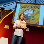 David Roberts celebrates ten years of Dirty Bertie |