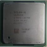 10 Intel Celeron 2400 MHz SL6W4 2002