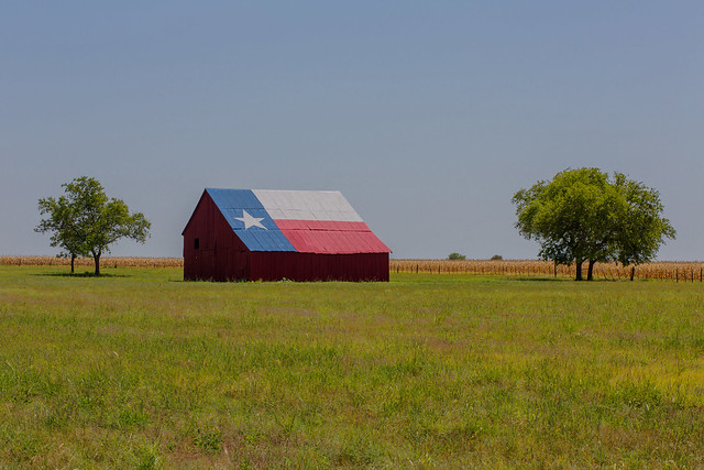 Texas by CC user stuseeger on Flickr