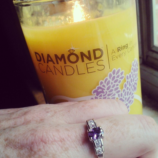 Diamond Candle Reveal