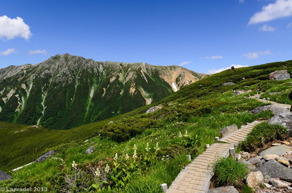 20130811 水晶岳