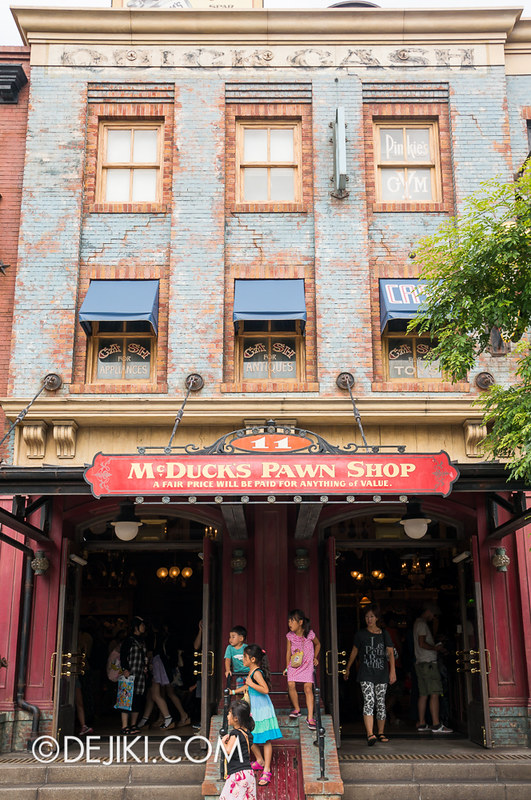 American Waterfront - McDuck's Pawn Shop