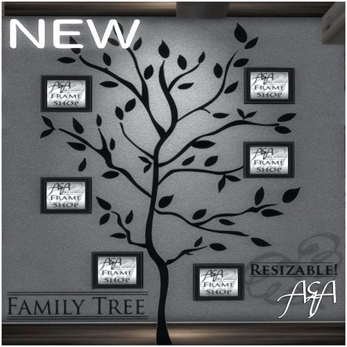 ::A&A:: Beautiful Soul - Family Tree by ::A&A:: Life is your creativity!