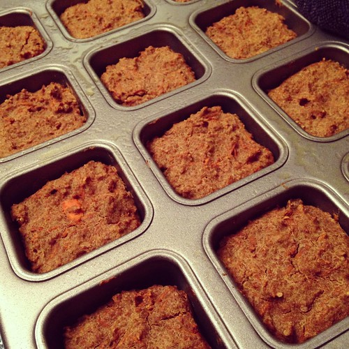 Carrot Cake Bars