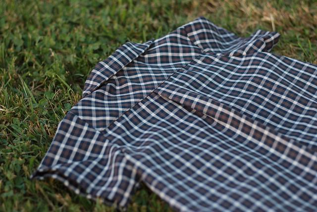 Pyjama d'homme - dos
