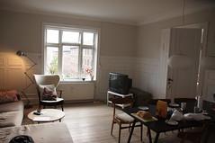 our apartment in copenhagen