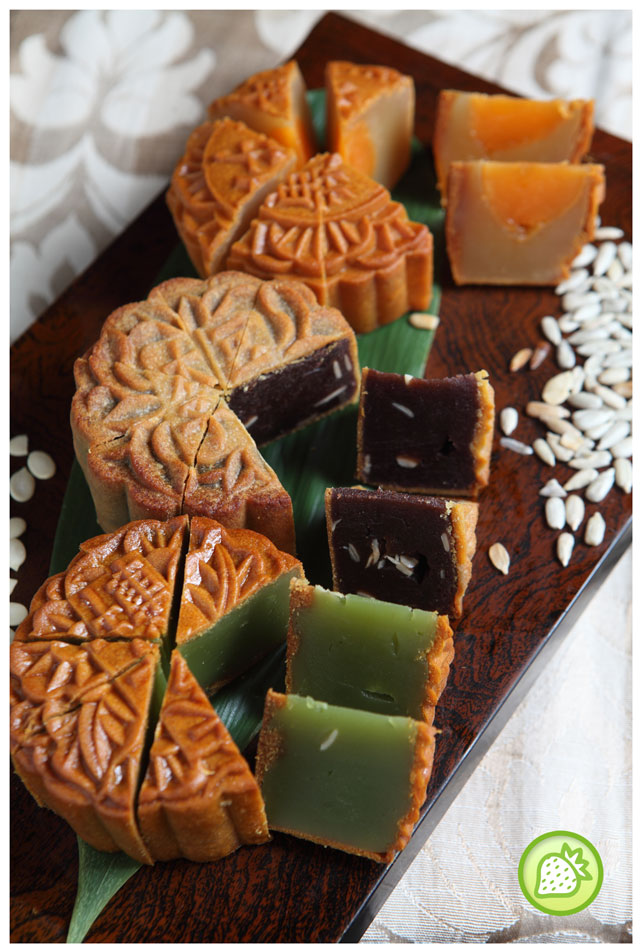 traditional mooncake prince hotel