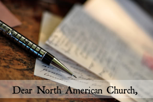 What's Missing from the North American Church?