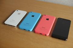 iPhone 5s/5cで垣間見える成熟感と手詰まり感