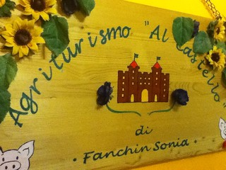 Farmhouse Restaurant: Agriturismo al Castello