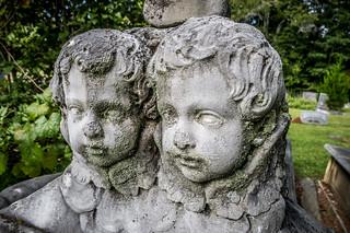 Creepy Heads