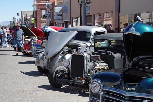 Car Show - Hot Cars on the Salsa Trail