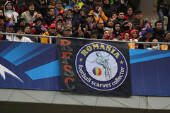 Steaua - Chelsea, atmosfera 2