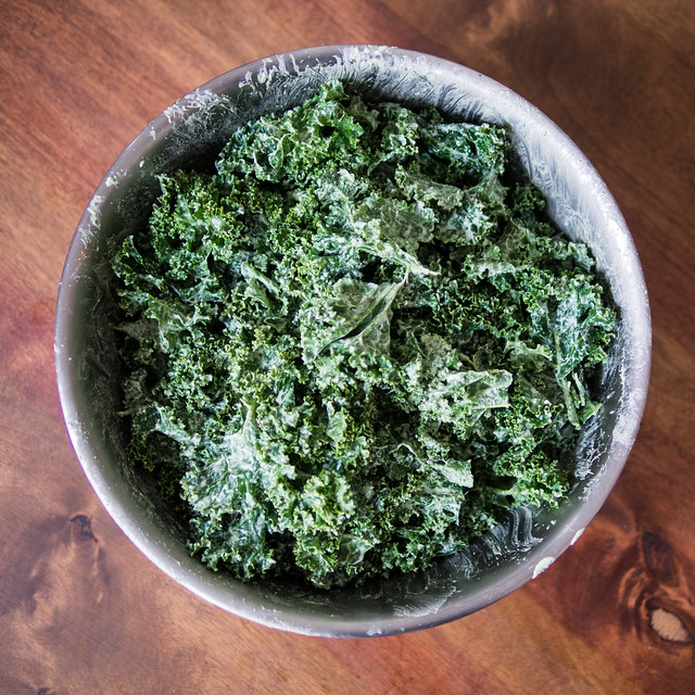 kale chips, recipe for kale chips, how to dehydrate kale chips