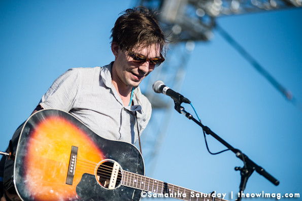Justin Townes Earle @ Way Over Yonder, Santa Monica, CA 10/5/13