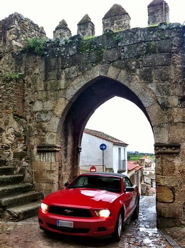 En Trujillo (Extremadura), ¿Quién le iba a decir a Pizarro?