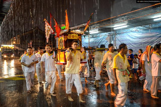 Dedicated devotees