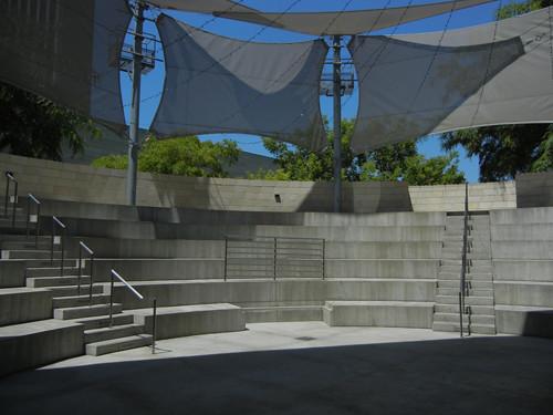 DSCN8515 _ Exterior Detail, Walt Disney Concert Hall, Los Angeles, July 2013