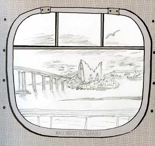 Tromsø - Zeichnung