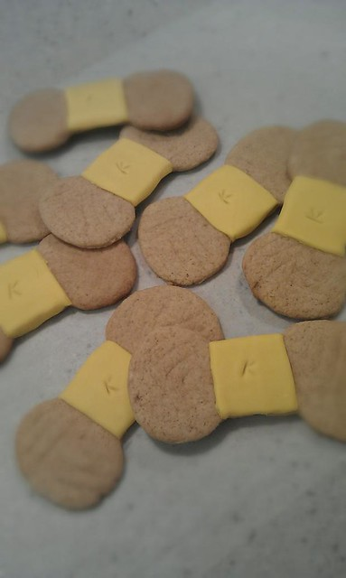 Woolly Biscuits