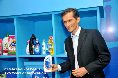 Celebration of P&G 175 years of Innovation 3