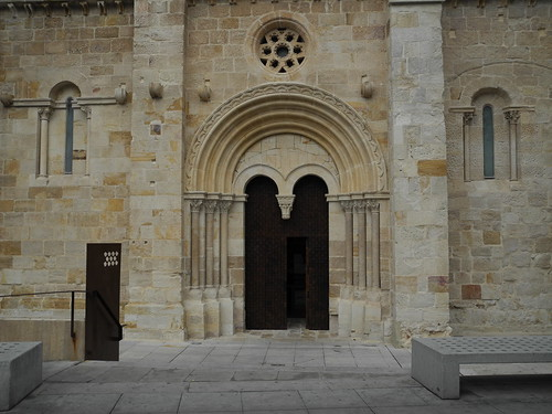 Iglesia de Santiago el Burgo en Zamora