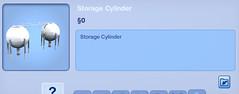 Storage Cylinder 2