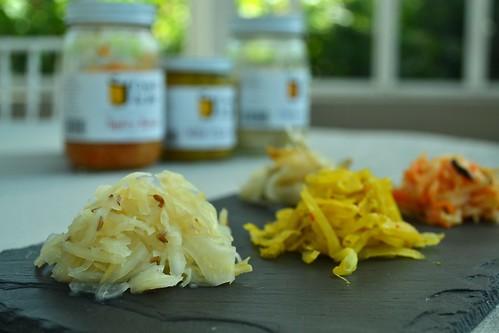 Sauerkraut Variations