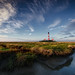 Leuchtturm Westerhever by Dietrich Bojko Photographie