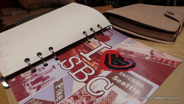 SBC 2014 Dream Journal by LivingMarjorney on Flickr