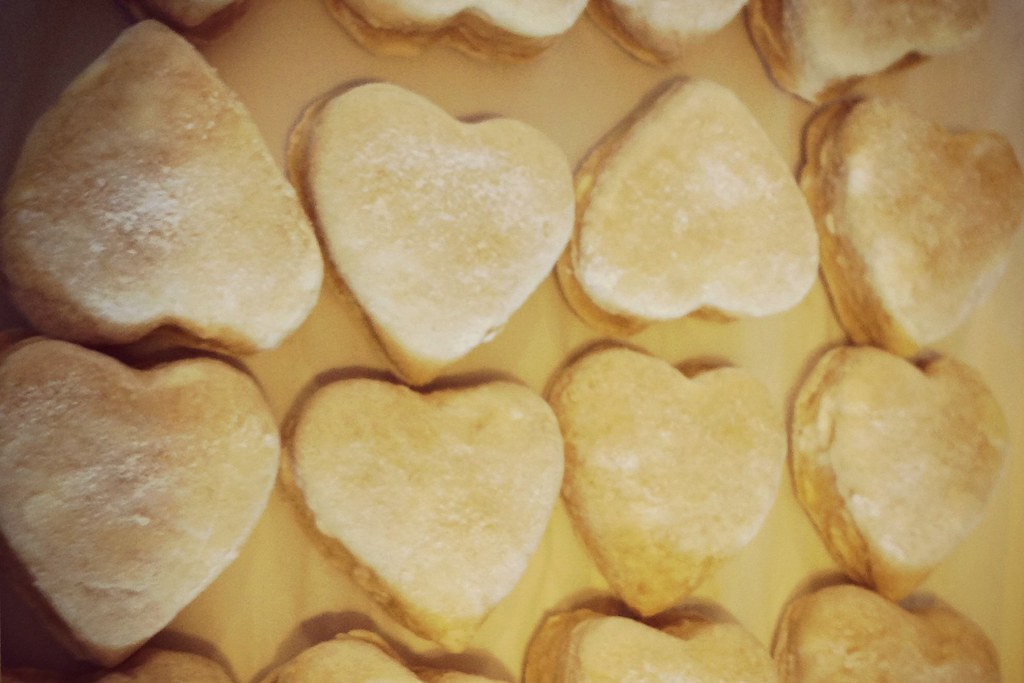 AME - Heart Biscuits