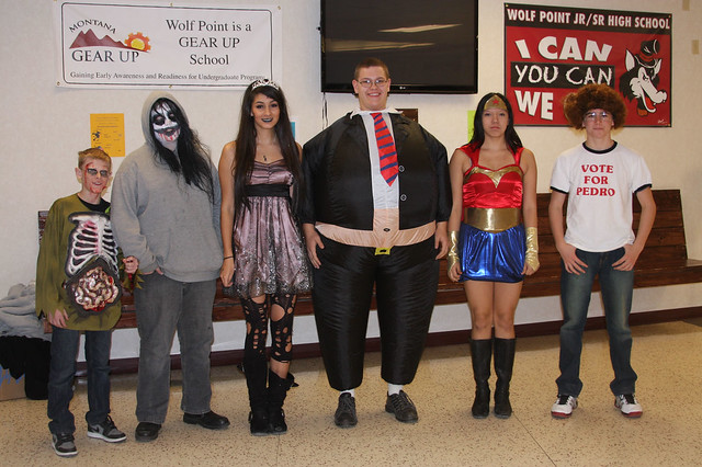 high school halloween