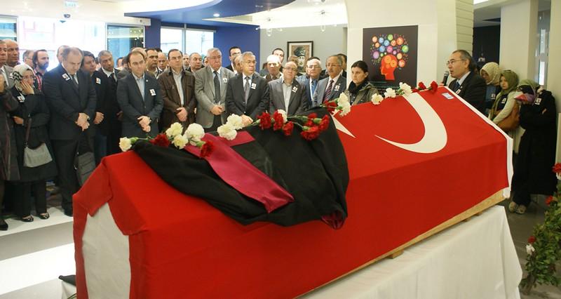 Prof. Dr. Hilmi Sabuncu için Üsküdar Üniversitesi'nde tören düzenlendi
