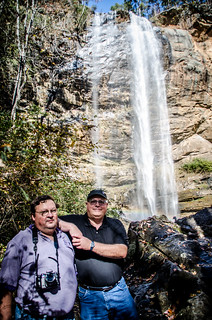 Keith and Ken at Toccoa Falls