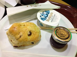 Cream Tea with Scone