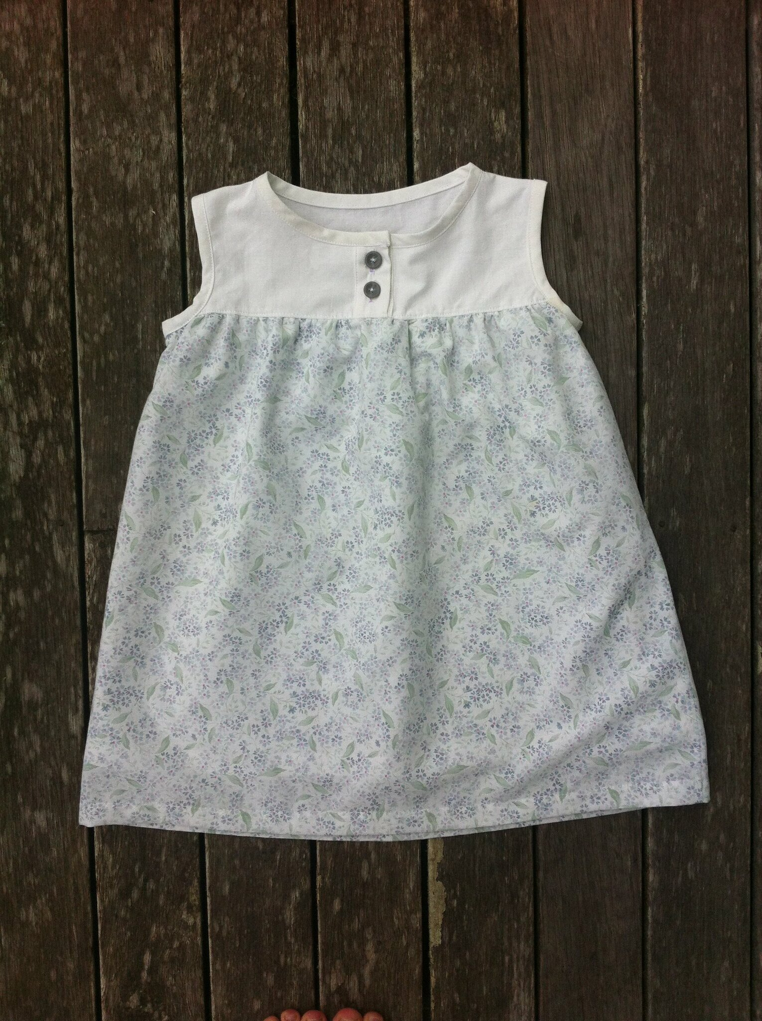 In Stitches, sewing, sew, Olivia top, dress