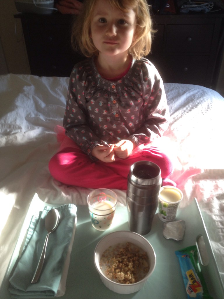 Breakfast in Bed!