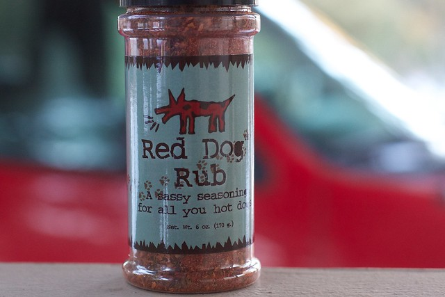 A Sassy Seasoning for My Truck