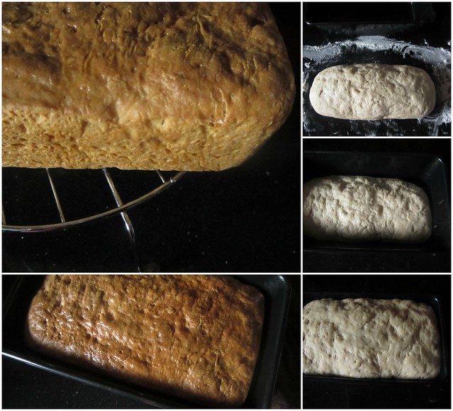 Whole wheat Sandwich Loaf