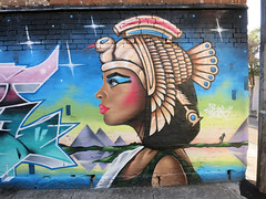 Newtown Mural by Teazer
