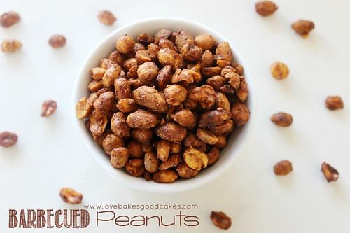 BBQ Peanuts 4