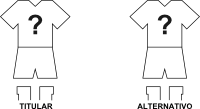 Uniforme Selección Iturbeña de Fútbol